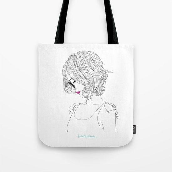 CHICALUNAR Tote Bag