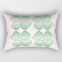 Four Leaf clover 2 Rectangular Pillow