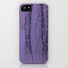 Purple Rain iPhone (5, 5s) Slim Case