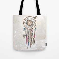 Lakota (Dream Catcher) Tote Bag