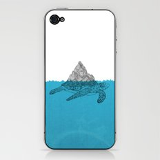 Turtle iPhone & iPod Skin