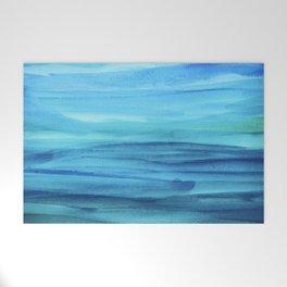 Cerulean Sea Welcome Mat