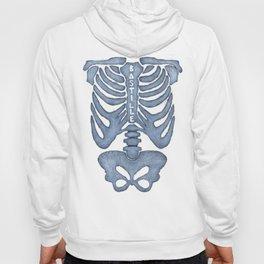 Bastille Skeleton Hoody