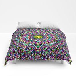 Bohemian Mandala Ornament Comforters