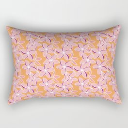 Frangipani 2 Rectangular Pillow
