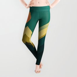 Gold Peak Leggings