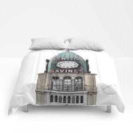 The Gem City Clock Comforters