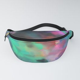 Love of Life Abstract Art Fanny Pack