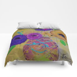 Topsy Turvey Comforters