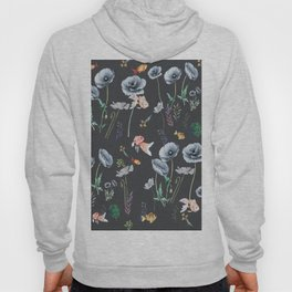 Fishes & Garden Hoody