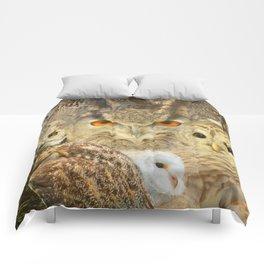 OWL you need is LOVE Comforters