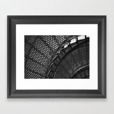One Step At A Time Framed Art Print