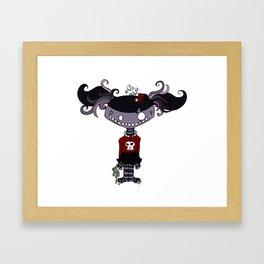 Molly the Monster Framed Art Print