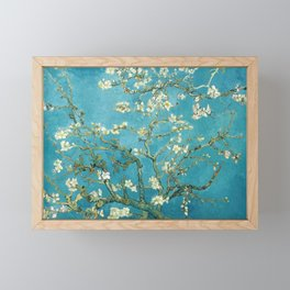 Almond Blossoms by Vincent van Gogh Framed Mini Art Print