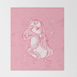 Blossom Throw Blanket