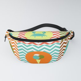 Cute Summer Accessories Collection Fanny Pack