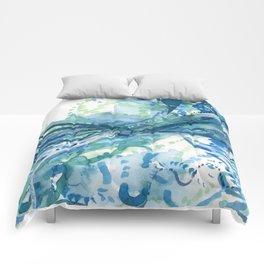 Droplets Comforters