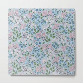 In the fairy garden Metal Print