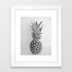 Pineapple II Framed Art Print