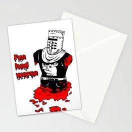 Monty Python Black Knight Stationery Cards