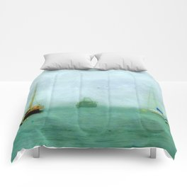 Into The Fog Comforters