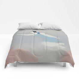 Dona d'aigua VIII Comforters