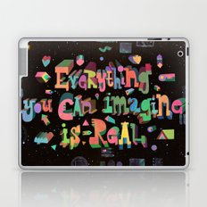 Everything You Can Imagine Laptop & iPad Skin