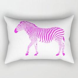 Zebra 9B Rectangular Pillow