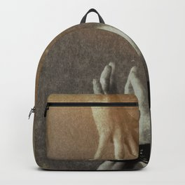 Reaching for Help Backpack