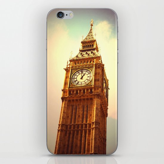 Big Ben I iPhone & iPod Skin