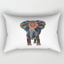 Spiritual Elephant Rectangular Pillow