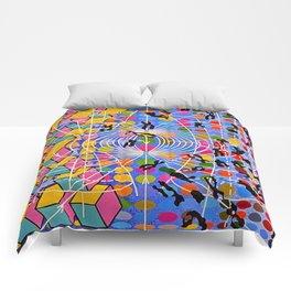 Simstim Comforters