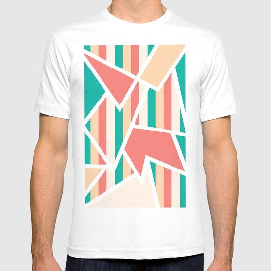 Stripes & Angles T-shirt