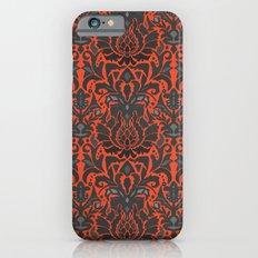 Aya damask orange Slim Case iPhone 6s