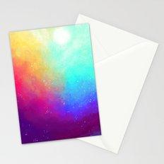 Galaxy Sky Stationery Cards