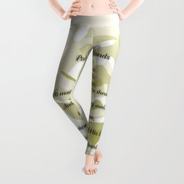 Palm of His Hands Leggings