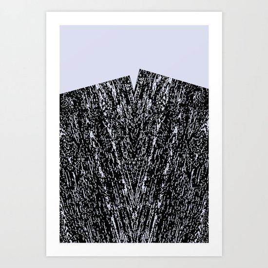 maserung Art Print