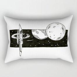 Space Station Rectangular Pillow