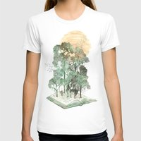 T-shirts featuring Jungle Book by David Fleck