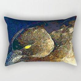 The Dark Duck Rectangular Pillow
