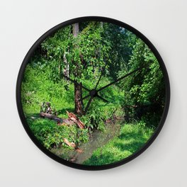 A Good Song Wall Clock