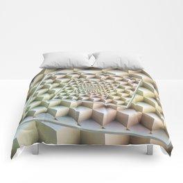 Turning Into Infinity Comforters