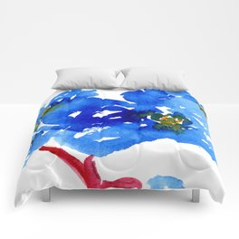 flower VIII Comforters