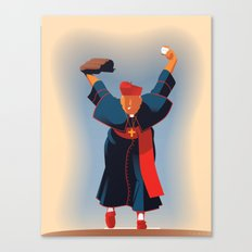 Cardinals Baseball Canvas Print