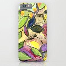 Flower Swirls Slim Case iPhone 6s