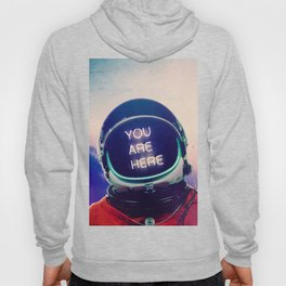 Where You Are Hoody