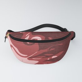Rosé Resting Bitch Face Portrait Fanny Pack