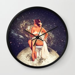Personal Space. Wall Clock