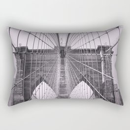 Brooklyn Lines Rectangular Pillow