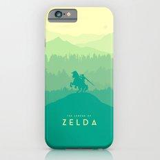 Warrior - The Legend of Zelda Slim Case iPhone 6